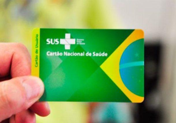 Cartão do SUS é obrigatório até para quem tem plano de saúde