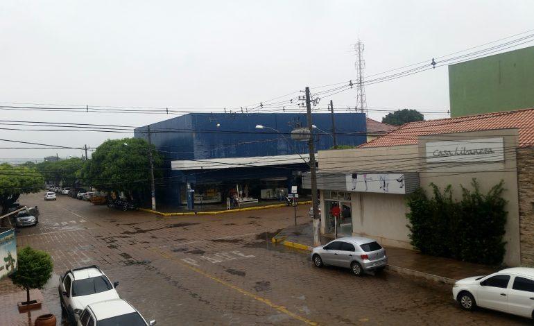 Inmet alerta para chuvas intensas em 34 municípios de MS