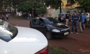 Policial civil sofre emboscada e é executado com 30 tiros de fuzil na fronteira