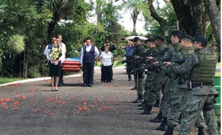 Wilson Barbosa Martins é enterrado em Campo Grande