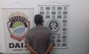 Dois homens são presos por estupro de menores em Corumbá