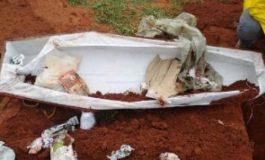 Identificada dupla que furtou corpo de mulher de cova em Dois Irmãos do Buriti