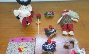 Detentos de Jardim aprendem a confeccionar bonecos de pano