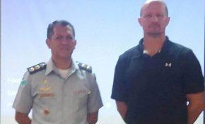 Comandante do 7º BPM participa de curso sobre combate às drogas ministrado pela polícia americana