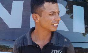 Ao ser preso, homem desacata policiais civis e tenta fugir de viatura