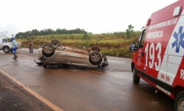 Chuva causa capotamento com três vítimas em Costa Rica