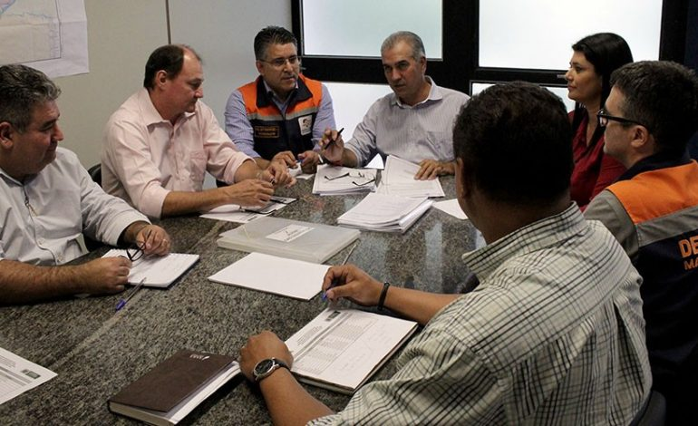 Governo promete ajuda aos municípios atingidos pelas chuvas