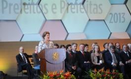 Dilma recebe apoio de prefeitos para recriar CPMF com alíquota de 0,38%