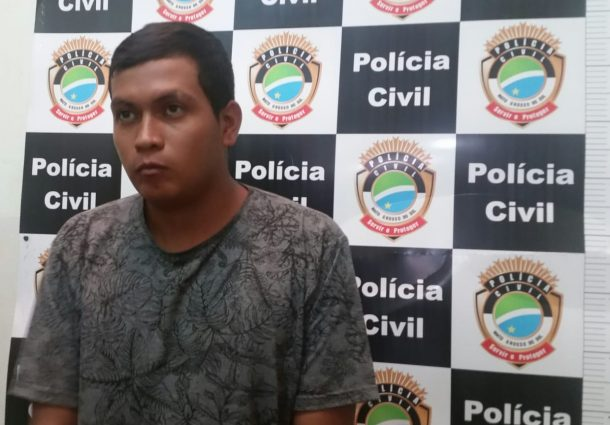 Juiz converte prisão em flagrante para preventiva de ladrão reincidente
