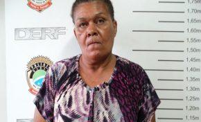Polícia procura mulher que rouba idosos em Campo Grande