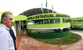 Governo do Estado investe em três anos R$ 94,8 milhões em estruturas de escolas estaduais