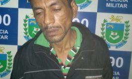 Usuário de drogas é preso pela PM após assalto a comércio de Aquidauana