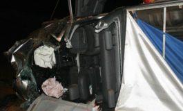 Motociclista tem corpo dilacerado ao bater de frente com Hilux em rodovia