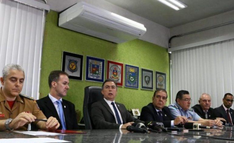 Forças de segurança convocam 5,3 mil policiais e agentes para trabalhar nas eleições