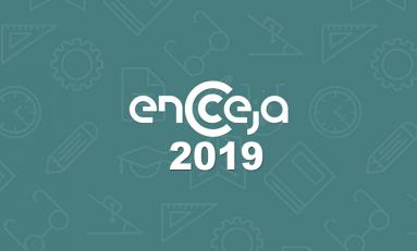 Encceja 2019 terá inscrições entre 20 e 31 de maio