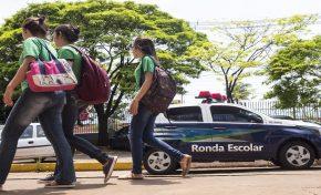 Em MS, programa 'Escola Segura, Família Forte' reforça a segurança nas escolas