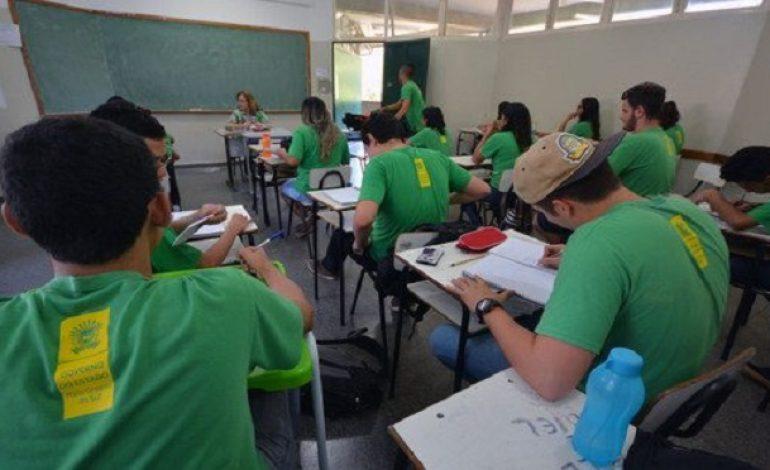 Termina nesta sexta prazo para efetivação de matrícula na Rede Estadual de Ensino