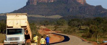 Asfalto de estrada ecológica gera expectativa positiva para turismo em Aquidauana
