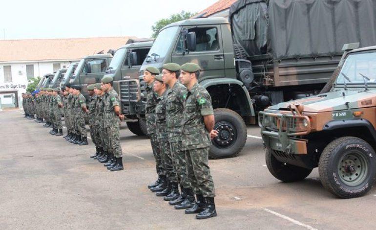 Exército terá mais de 1,2 mil militares atuando nas eleições em MS