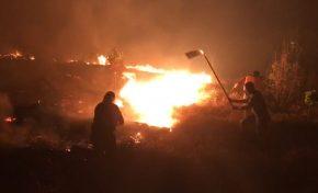 PRF alerta motoristas para incêndios às margens das rodovias