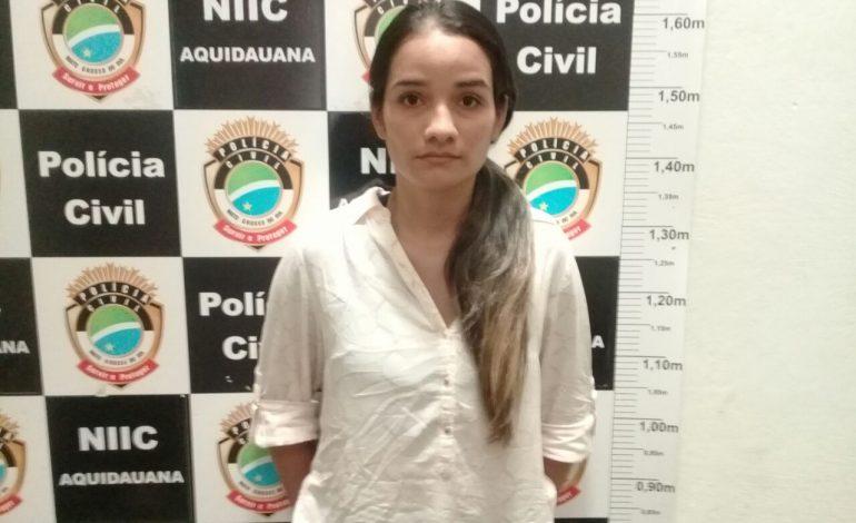 Polícia Civil de Aquidauana captura foragida da justiça que tentava sequestrar filho