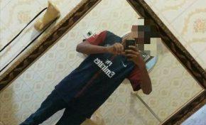 Menor autor de latrocínio atualizou foto de perfil do Facebook na casa da vítima
