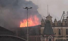 Acervo do Museu da Língua está preservado após incêndio