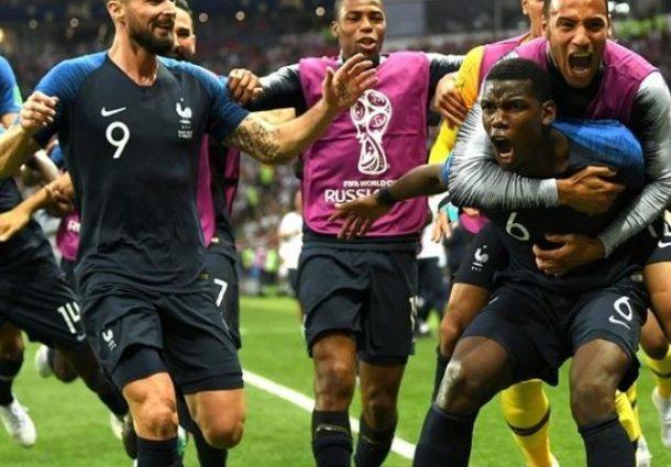 Confira a classificação final da Copa do Mundo