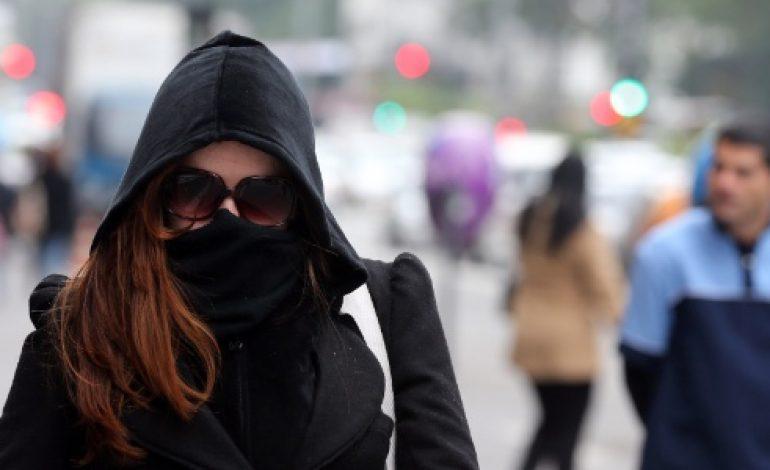 O frio será mesmo rigoroso?