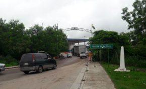 Após permanecer poucas horas fechada, fronteira da Bolívia com MS é liberada por manifestantes