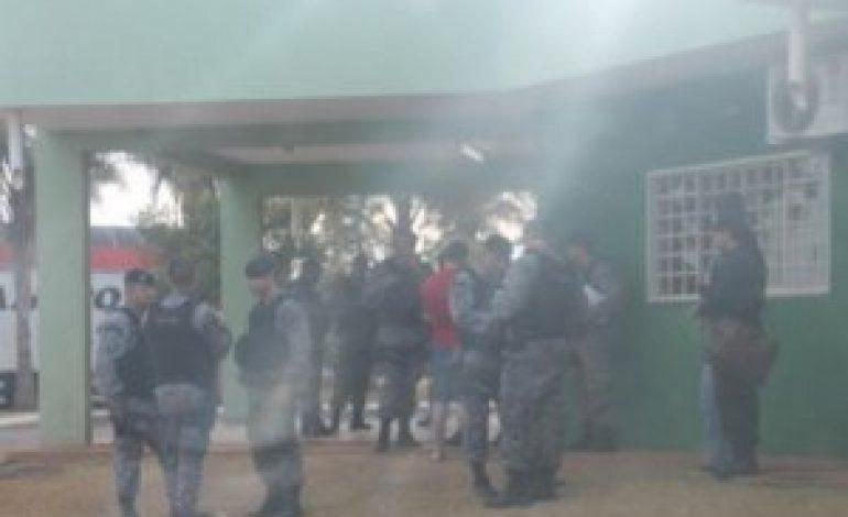 Gaeco está em operação em três municípios de Mato Grosso do Sul