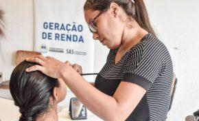 Minicursos são oportunidade de geração de renda para moradoras de Aquidauana