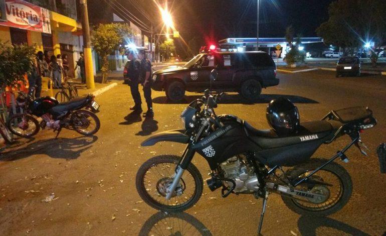 Em abordagens policiais, foragidos da justiça são retirados de circulação em Aquidauana