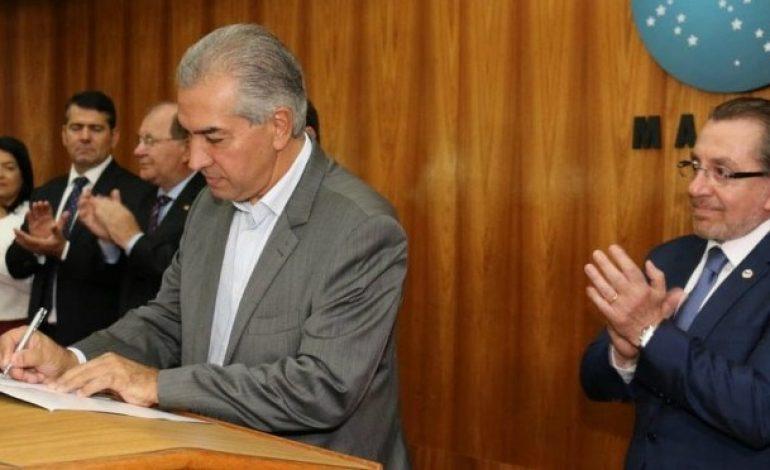 Governador sanciona lei que desburocratiza ações de advogados em MS