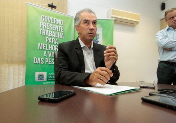 Governador promete entrega de Aquário em 2018