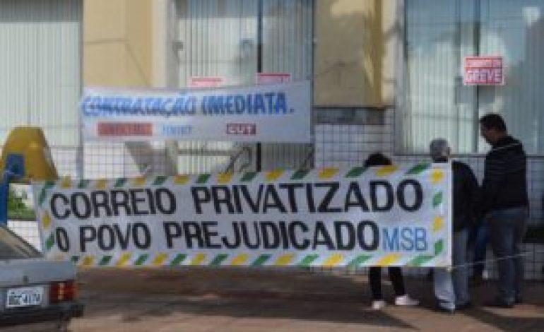 Após julgamento do TST, trabalhadores do Correios encerram greve em MS