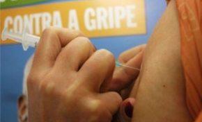 Vacinação Nacional contra gripe é marcada para iniciar na próxima semana