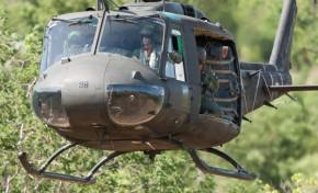 Avião com três pessoas cai na região de Coxim