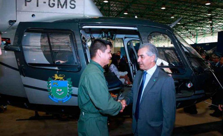 Operação Boas Festas terá policiamento aéreo na capital e no interior