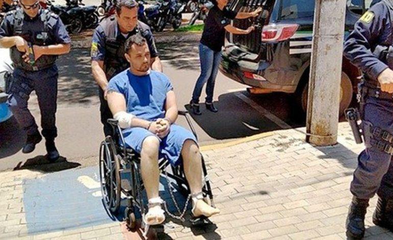 Homem que esquartejou a mãe tem pedido negado de transferência para hospital