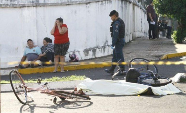 Homem é morto com facada no pescoço ao tentar ajudar vítima de assalto
