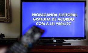 Horário eleitoral terá início 48 horas após resultado do 1° turno