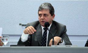 Com cinco anos de concessão e obras paradas, João Rocha cobra novamente duplicação da BR-163