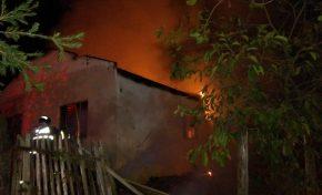 Ao atender ocorrência de incêndio, Bombeiros encontram homem morto no imóvel