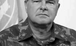 Morre comandante brasileiro da missão de paz no Haiti, General  Jaborandy