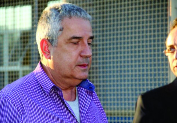 João Amorim deixa delegacia após ter liberdade concedida pelo STJ