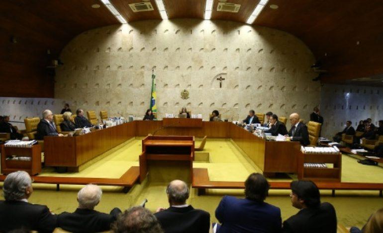 STF nega recurso de Lula contra prisão após julgamento
