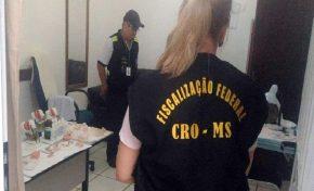 Laboratório de prótese em Aquidauana é interditado pelo CRO-MS
