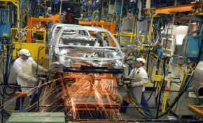 Produção industrial brasileira cai 1,3% em setembro