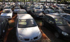 Mais de 2,7 mil veículos apreendidos podem ir a leilão no Estado; Aquidauana está na lista